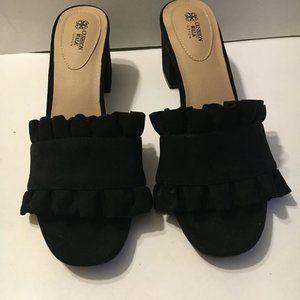 Women's New Cushion Walk Sandals Size 9